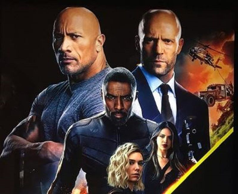 Fast & Furious – Hobbs and Shaw