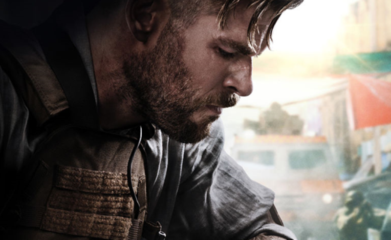 Chris Hemsworth è Tyler Rake