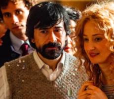 """Luigi Lo Cascio e Alba Rohrwacher in """"Lacci"""""""