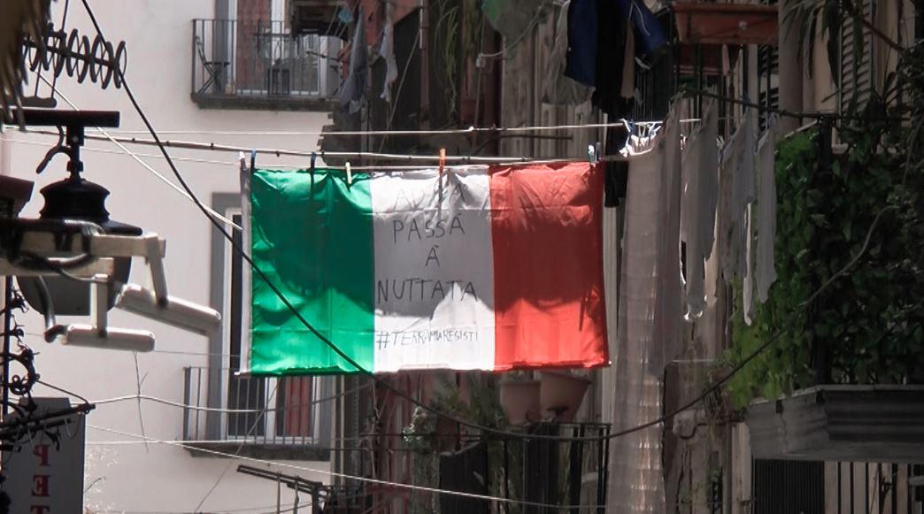 La nuova peste - Napoli vuole ripartire